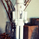 Fifth Day: West Elm Inspired Nutcracker