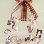 Eleventh Day: Photo Wreath
