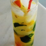 Kumquat Mojito + kid's version