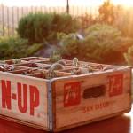 Vintage Crate Succulent Planter