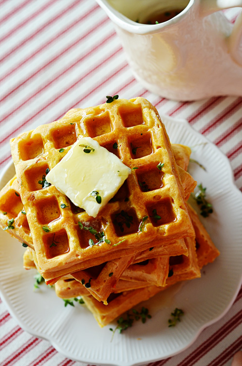 Sweet Potato Waffles and a special birthday - A Golden Afternoon: Simplified Home Living