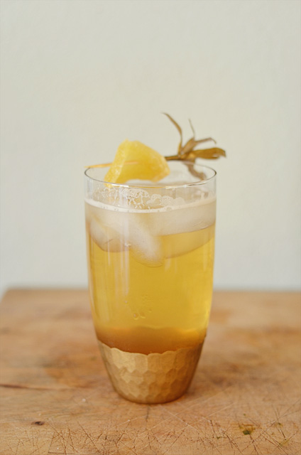 Classic Cocktails: The Presbyterian - A Golden Afternoon: Simplified Home Living