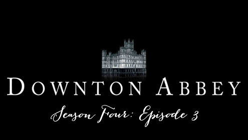 downton abbey episode 3