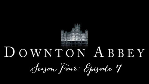 downton abbey episode 7