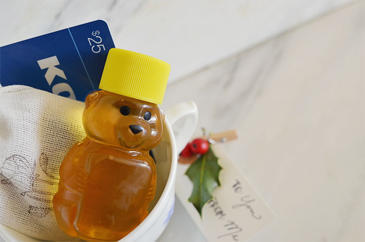 Teacup Gift Card Holder - A Golden Afternoon: Simplified Home Living