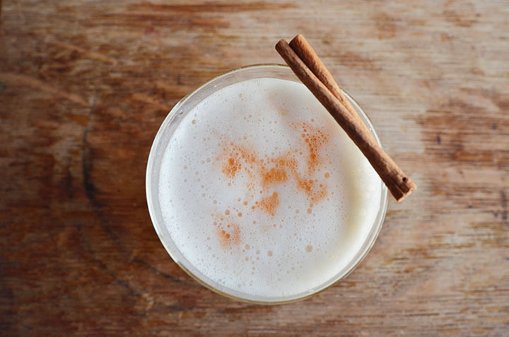 Cinnamon Whiskey Sour - A Golden Afternoon: Simplified Home Living